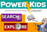 Link Button to POWER Library Kids